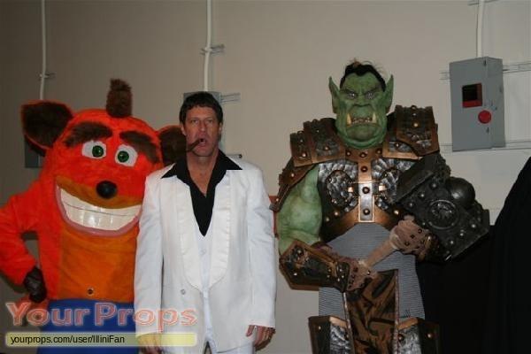 Scarface replica movie costume