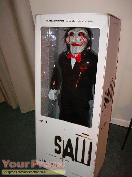 Saw Sideshow Collectibles movie prop