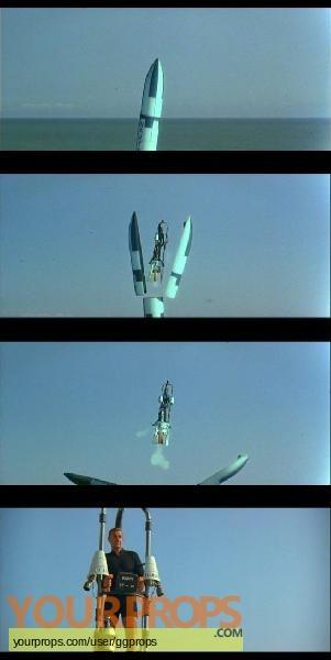 James Bond  Never Say Never Again original model   miniature