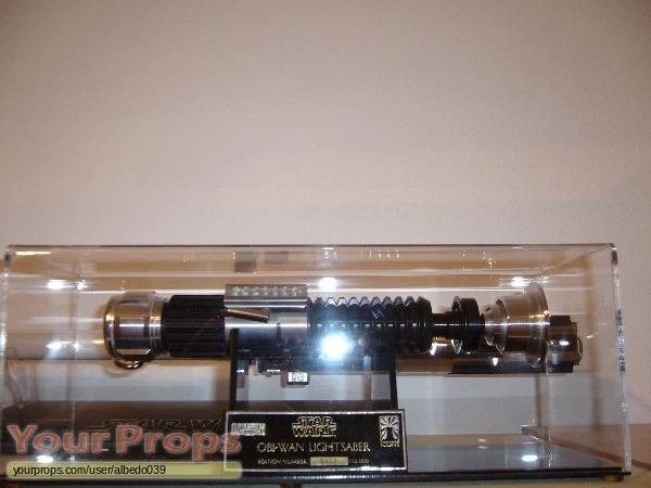 Star Wars  A New Hope Icons Replicas movie prop weapon