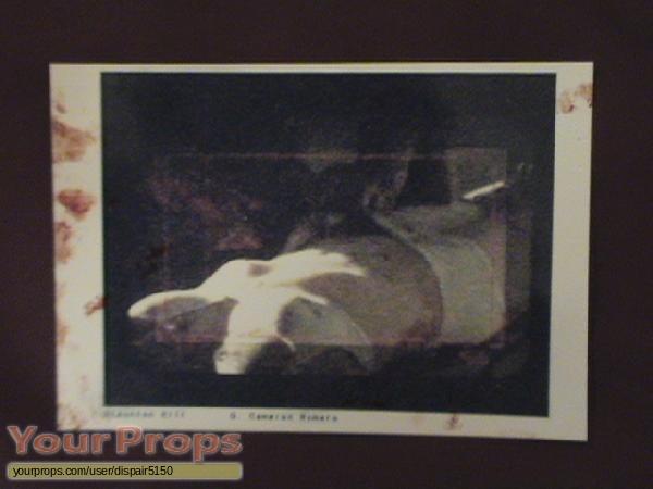 Staunton Hill original production material