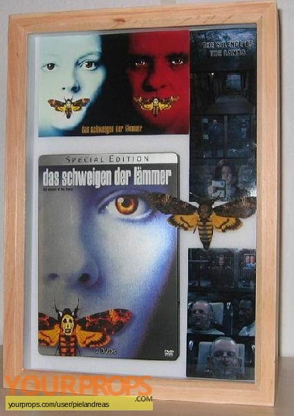 The Silence of the Lambs replica production material