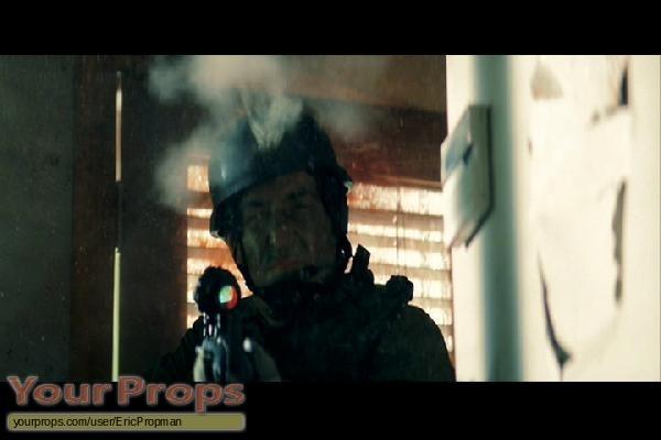 Shooter original movie prop
