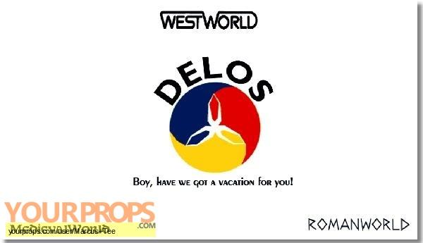 Westworld replica movie prop
