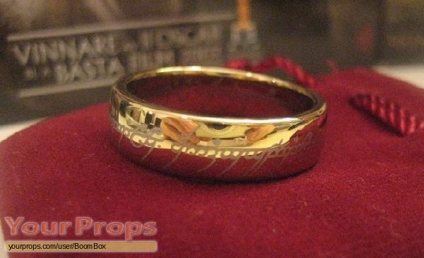 Lord of The Rings  The Fellowship of the Ring replica movie prop
