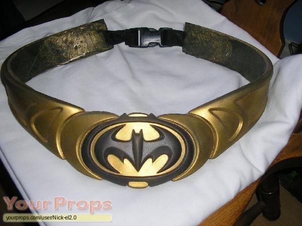 Birds Of Prey Batgirl Belt Replica Tv Series Prop
