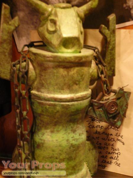 Indiana Jones And The Fate Of Atlantis (video game) replica model   miniature