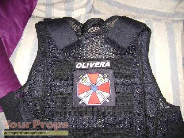 Resident Evil  Apocalypse replica movie costume