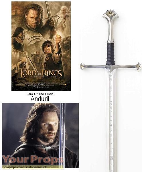 Lord of The Rings  The Return of the King replica movie prop weapon