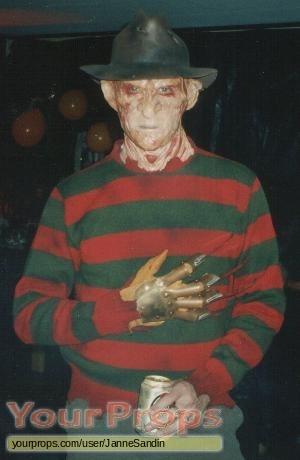 A Nightmare On Elm Street 2  Freddys Revenge replica movie costume