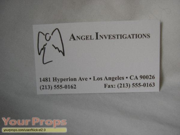 Angel replica movie prop