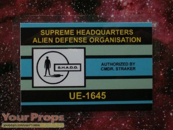 UFO replica movie prop