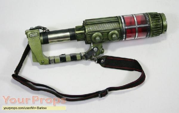 Doctor Who original movie prop weapon