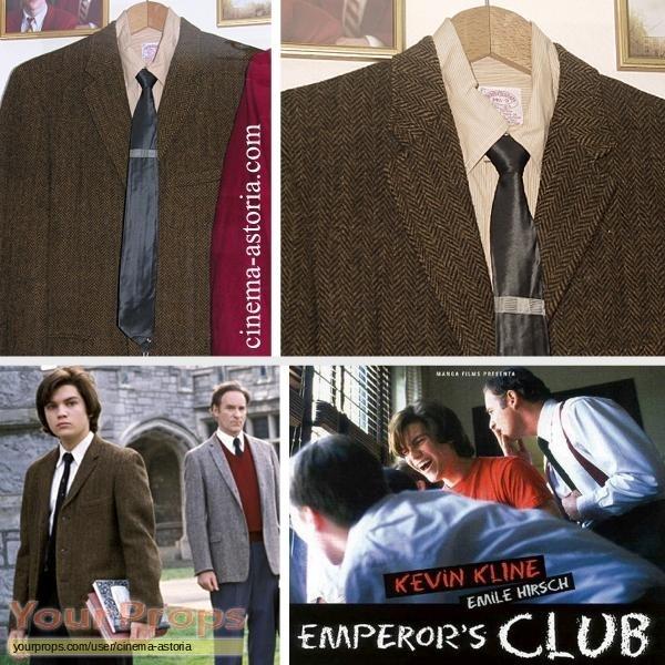 The Emperors Club original movie costume