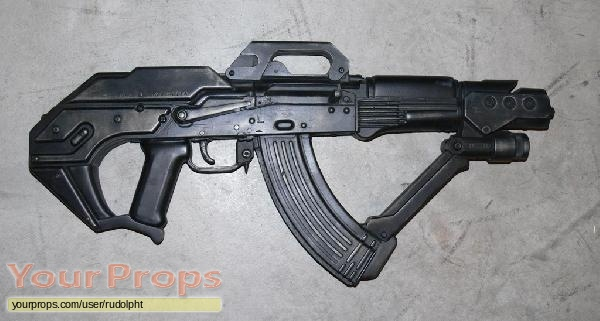 The Island original movie prop weapon