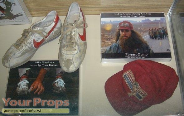 Forrest Gump original movie prop