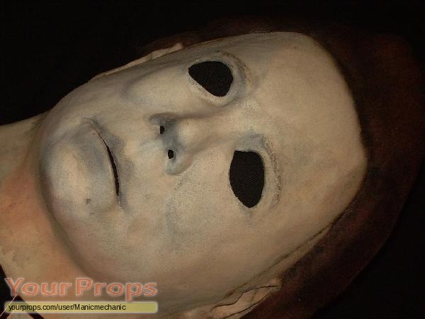 Halloween Michael Myers Mask replica movie prop