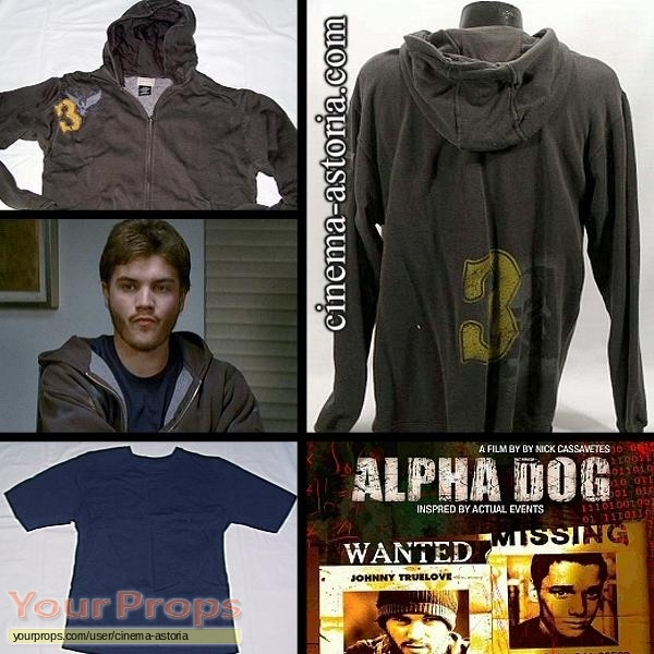 Alpha Dog original movie costume