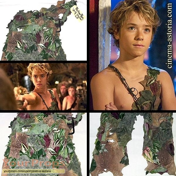 Peter Pan original movie costume
