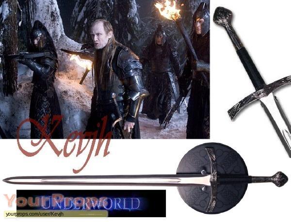 Underworld replica movie prop weapon