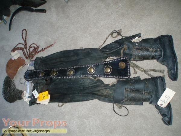 The Scorpion King original movie costume