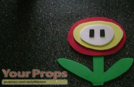 Super Mario Bros  (video game) replica movie prop