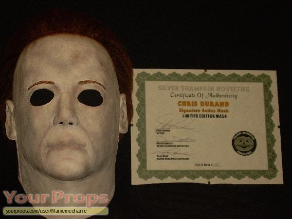 Halloween H20: 20 Years Later SSN Signature Series Chris Durand ...