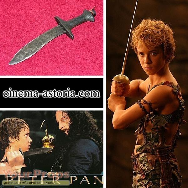 Peter Pan original movie prop weapon