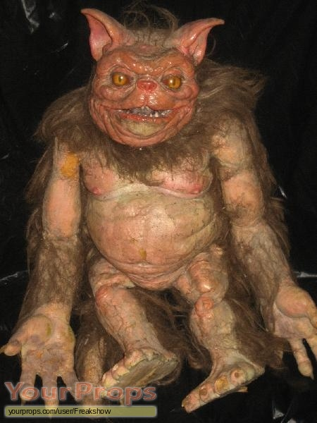 Ghoulies III  Ghoulies Go to College original movie prop