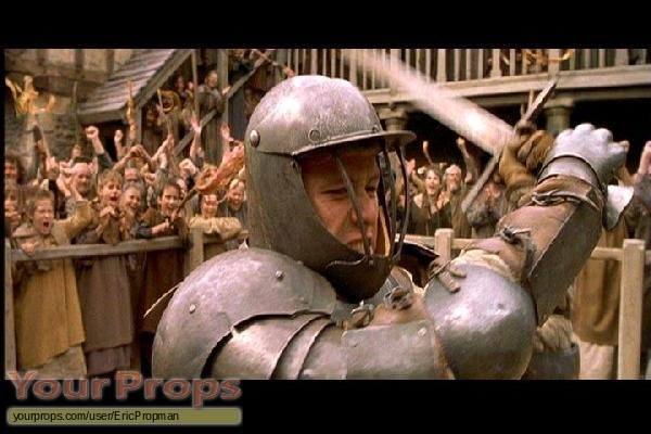 A Knights Tale original movie prop weapon