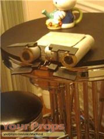 Short Circuit 2 replica movie prop