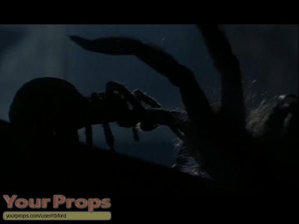 Arachnophobia original movie prop