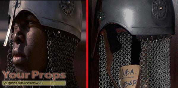 Gladiator original movie prop