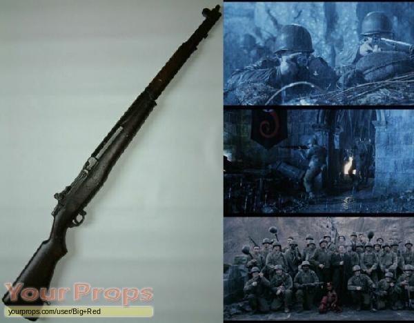 Hellboy original movie prop weapon