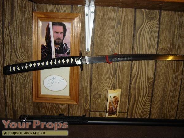 The Last Samurai replica movie prop weapon