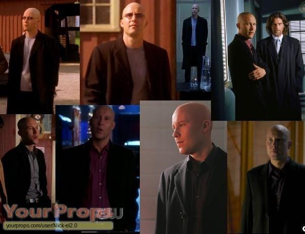 Smallville replica movie costume
