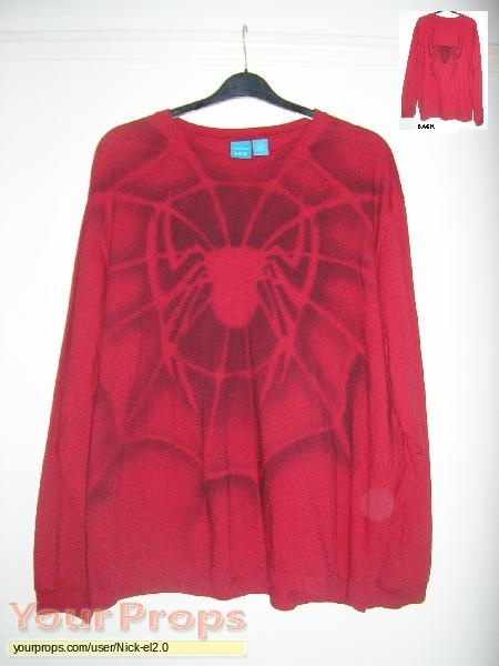 Spider-Man replica movie costume