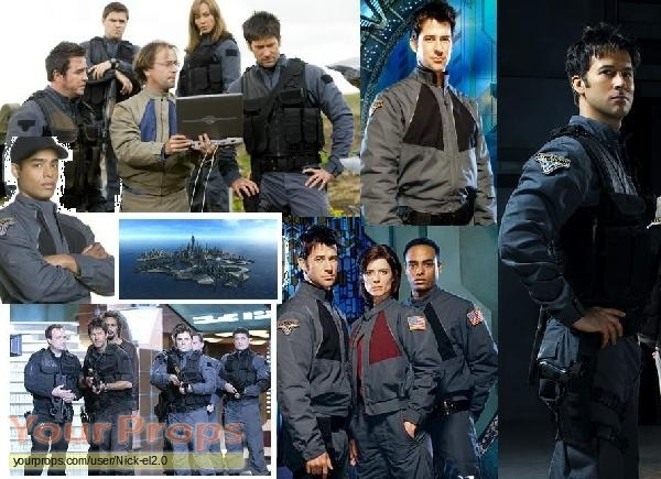 Stargate Atlantis replica movie costume