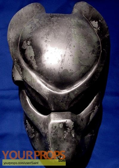 Predator original movie prop