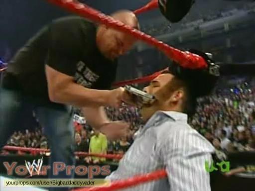 WWE Monday Night RAW original movie prop