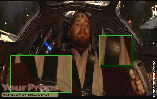 Star Wars  Revenge Of The Sith original movie prop
