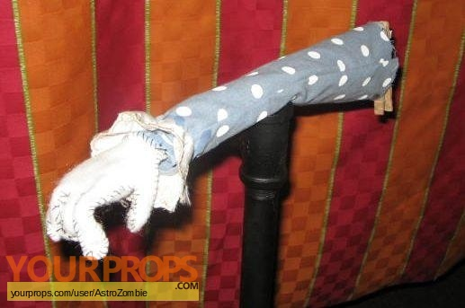 Puppet Show original movie prop