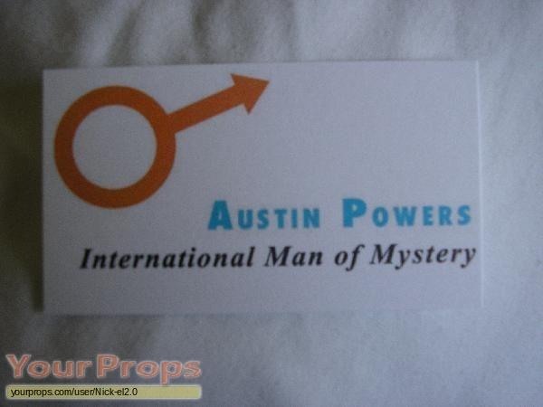 Austin Powers  International Man of Mystery replica movie prop