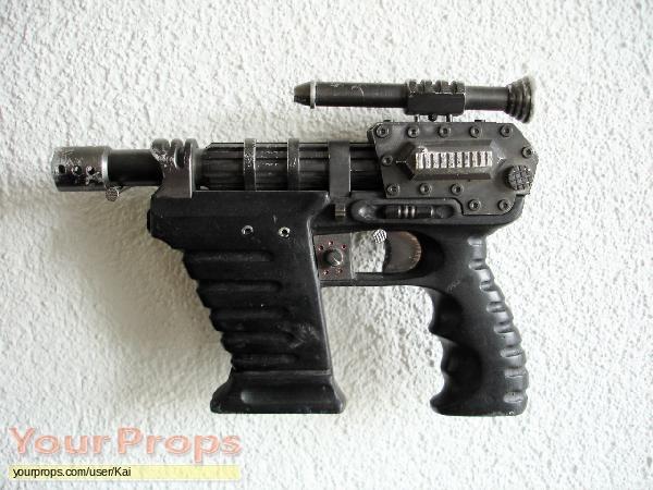 Dune original movie prop weapon