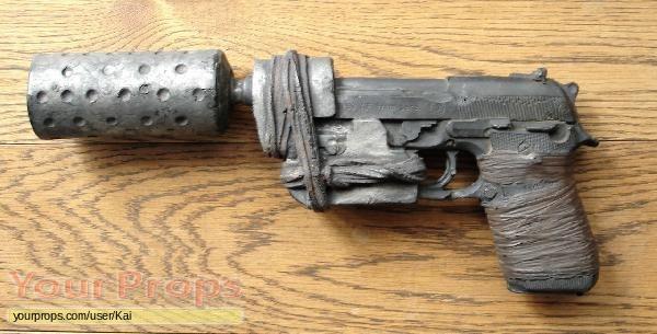 Waterworld original movie prop weapon