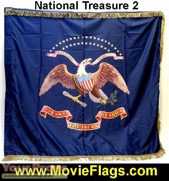 National Treasure 2  Book of Secrets original movie prop