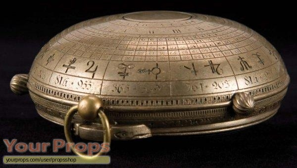 The Golden Compass original movie prop