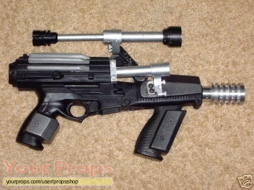 Star Wars  The Phantom Menace original movie prop weapon