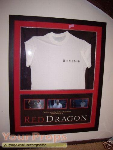 Red Dragon original movie costume