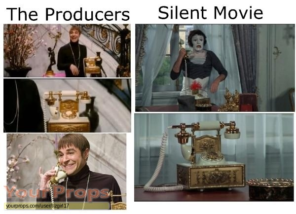 The Producers replica movie prop